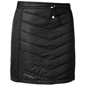 Schöffel Annapolis Spódnica termiczna Kobiety, black